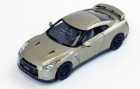 1:43 NISSAN GT-R R35 45th Anniversary Limited Edition 2015 Gold