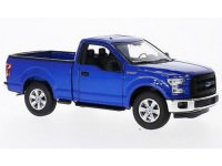 1:24 FORD F-150 2015 Metallic Blue