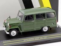 1:43 MITSUBISHI Jeep J30 4х4 1961 Green