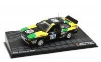 """1:43 AUDI Quattro #15 """"BP"""" Mouton/Pons Tour De Corse 1981"""