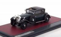 1:43 HISPANO Suiza H6B Park Ward Coupe #11608 1927 Green