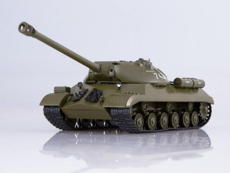 1:43 # 2 Последний из военного поколения ИС-3М