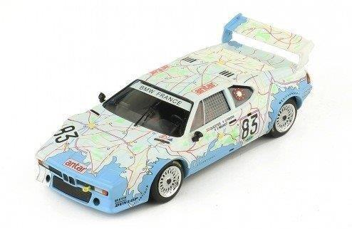 1:43 BMW M1 #83 Pironi/Quester/Mignot 24h Le Mans 1980