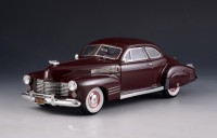 1:43 CADILLAC Series 62 Coupe 1941 Maroon