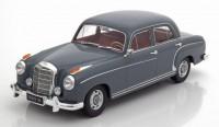 1:18 MERCEDES-BENZ 220S Limousine (W180 II) 1956 Grey