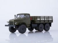 1:43 Уральский грузовик 375Д,хаки