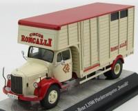 "1:43 MERCEDES-BENZ L3500 ""Roncalli"" (перевозка лошадей) 1958"