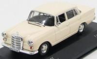 1:43 Mercedes-Benz 200 D (W110) 1965, 1 of 1008 pcs. (light beige)