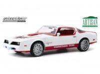 "1:18 PONTIAC Firebird ""Macho Trans Am"" #171 of 204 by Mecham Design 1978 White/Red"
