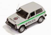 "1:43 LADA NIVA 4X4 ""POLICIA"" (полиция Словакии) 1993"