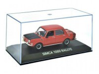 1:43 SIMCA 1000 RALLYE 1964 Red & Black