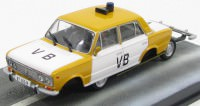 "1:43 LADA 1500 Police Car ""The Living Daylights"" 1987"