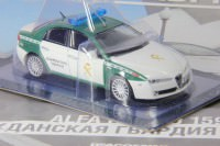 1:43 # 43 Alfa Romeo 159 Полиция Испании