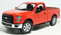 1:24 FORD F-150 2015 Red