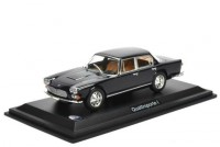 1:43 MASERATI Quattroporte I 1963 Dark Grey