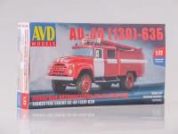 1:72 Сборная модель АЦ-40(130)-63Б