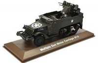 1:43 бронетранспортер  M16 Gun Motor Carriage армия США 1944
