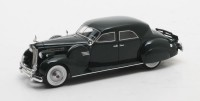 1:43 PACKARD Super 8 Sport Sedan by Darrin 1940 Green