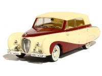 1:43 AUSTIN A125 Sheerline 1947 Beige/Dark Red