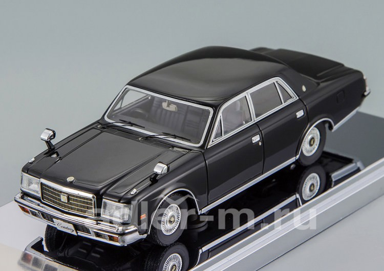 1:43 Toyota Century E-VG40 (black)