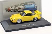 1:43 PORSCHE 911 RS 3.8 (964) 1992 Yellow