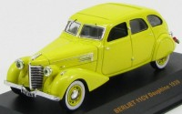 1:43 Berliet 11Cv Dauphine 1939 (yellow)
