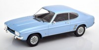 1:18 FORD Capri MKI 1600 XL 1973 Metallic-Light Blue