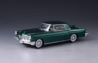1:43 LINCOLN Continental Mark II Hardtop 1956 Green