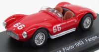1:43 MASERATI  A6GCS #66 J.M.Fangio Targa Florio 1953