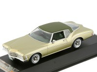 1:43 BUICK RIVIERA Coupe 1971 Green