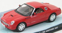 "1:43 FORD Thunderbird ""Die Another Day"" 2002 Red"