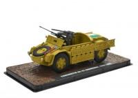 1:43 бронеавтомобиль Camionetta AS 42 Sahariana Ливия 1942