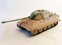 1:72 # 23 PzKpfw VI Tiger II (журнальная серия)