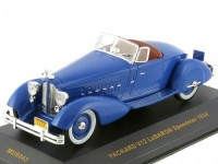 1:43 PACKARD V12 LeBARON Speedster 1934 Blue