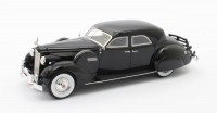 1:43 PACKARD Super 8 Sport Sedan by Darrin 1940 Black