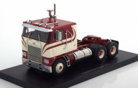 1:43 седельный тягач DIAMOND REO Royale CO8864D 1975 Red/White