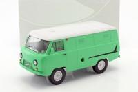 1:18 УАЗ-452 фургон 1980 Светло-зеленый