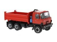 1:43 Tatra 815S3 самосвал c трёхсторонней разгрузкой 1984 Red