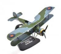 """1:72 Fairey """"Swordfish"""" уничтожение линкора """"Bismarck"""" 26 мая 1941"""