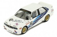 1:43 BMW M3 (E30) #42 Cecotto/Brancatelli Touring car world cup Dijon  1987