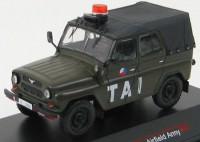 1:43 УАЗ 469 Армия Чехословакии 2003