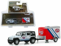 "1:64 JEEP Wrangler Unlimited and ""STP"" с прицепом Small Cargo 2015"