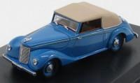 1:43 Armstrong Siddeley Hurricane (кабриолет c тентом) 1945 (bluebird blue)