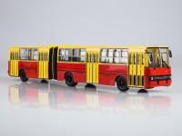 1:43 Ikarus-280 (красно-жёлтый)