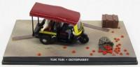 """1:43 TUK TUK Taxi """"Octopussy"""" 1983"""