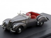 1:43 LEA-FRANCIS 2.5 Litre Sports 1949 Metallic Grey