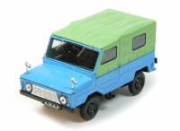 1:43 # 70 ЛуАЗ-969А - голубой