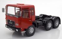 1:18 седельный тягач MAN 16304 (F7) 1972 Red