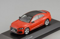 1:43 AUDI RS 5 Coupe 2017 Misano Red