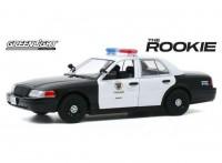 "1:24 FORD Crown Victoria Police Interceptor ""Los Angeles Police Department"" 2008 (из телесериала ""Новобранец"")"